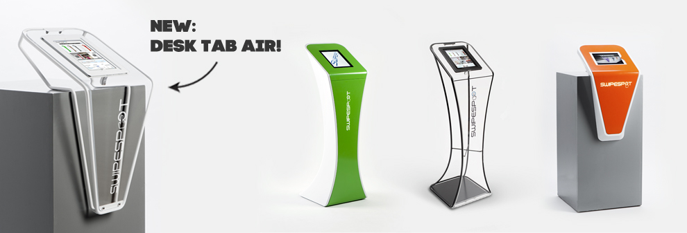 Swipespot Banner New Tablet Stand Air
